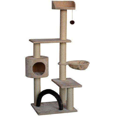 Voor je nieuwe kat. Klik hier voor meer info over krabpaal dallas beige